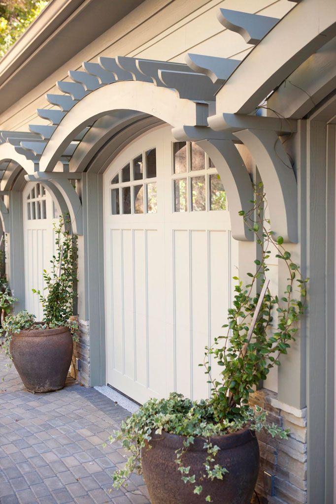 Arched Garage Doors Decorative In Terms Garage Door Shape