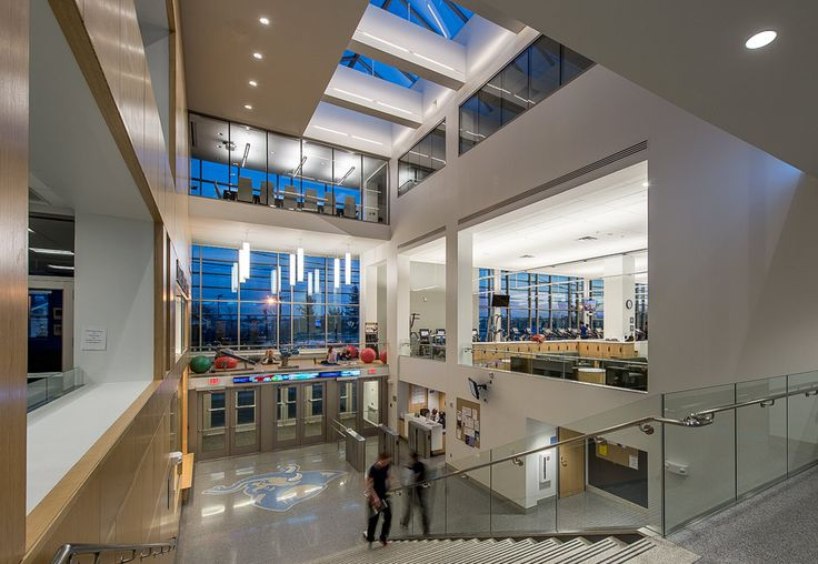 Tuft's University trusted Stanmar, Inc. with the renovation of their Steve Tisch Sports and Fitness Center. See how we enhanced campus life at Tufts.