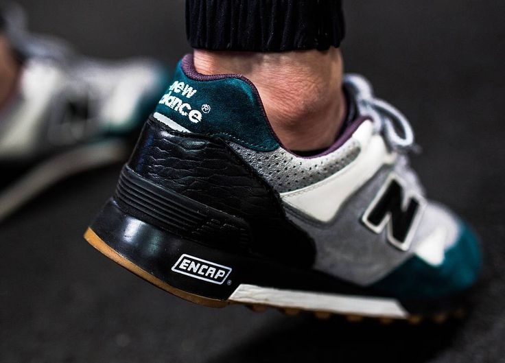LFSTL x New Balance 577 'Kakkerlak' - 2008 (by... – Sweetsoles – Sneakers, kicks and trainers. On feet.