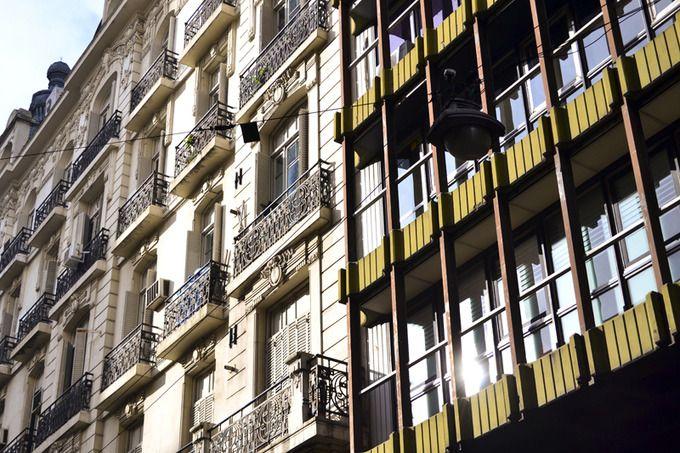 Buildings in Buenos Aires by Debb Cabral Photos on @creativemarket