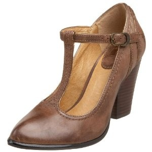 Click on the image for more details! - FRYE Women's Betty T-Strap Pump (Apparel)