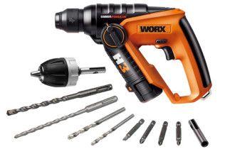 Worx H3 20V Hammer Drill