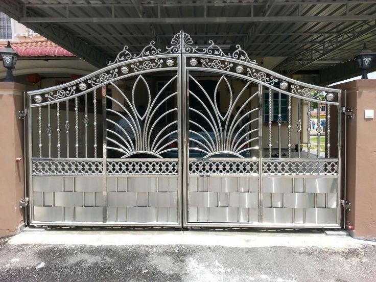 17 Best Images About Stainless Steel Gate On Pinterest
