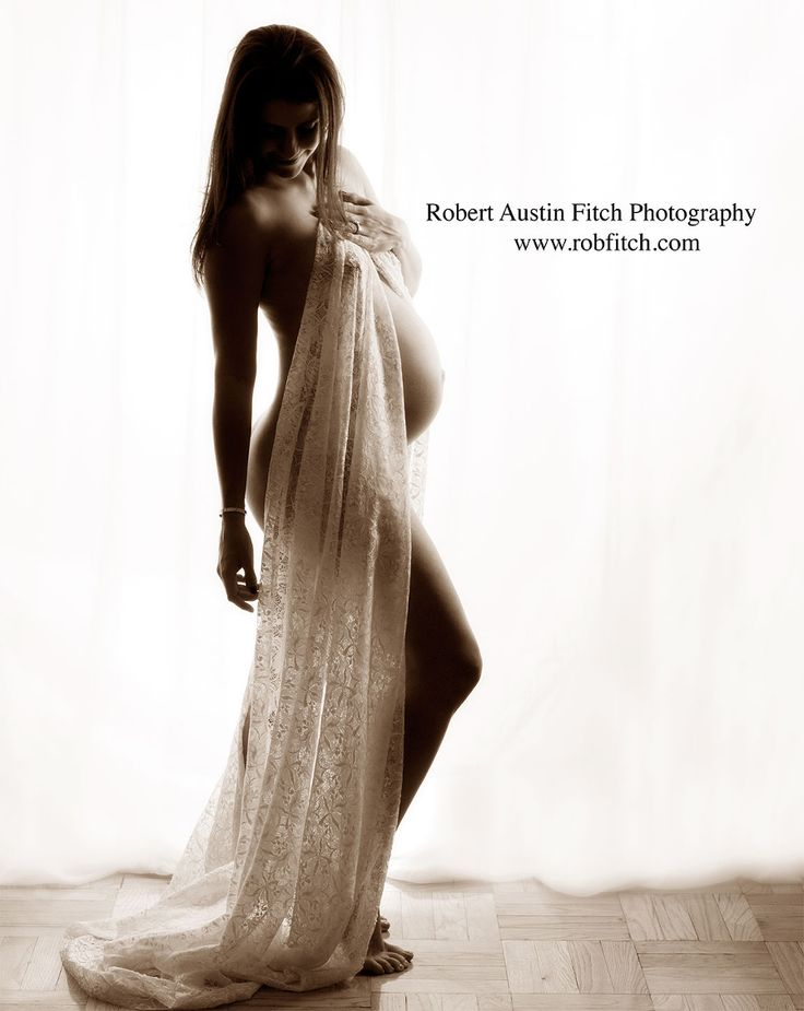 Artistic Silhouette Maternity Photography NYC NY NJ CT by Robert Austin Fitch Photography Professional Pregnancy Photos and Maternity Portraits NYC NY