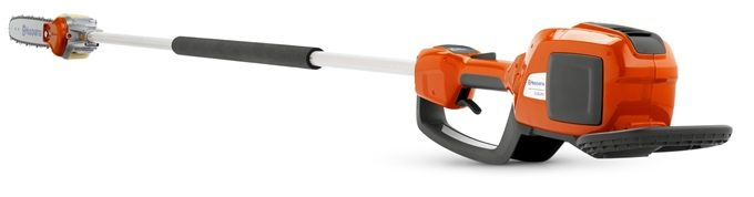 Battery pole saw for professionals with long 4m reach and performance that surpasses petrol equivalents. Maximum performance and durability with low weight, excellent ergonomics and quiet operation for use in any location at any time of day. Price includes Polesaw $599, BLi150 battery $249, QC330 charger $199. Components also sold separately.