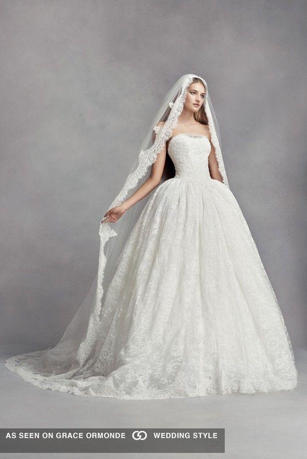 vera wang white by vera 2017 bridal gown