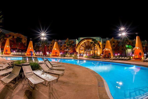 Best Value Resort at Walt Disney World.