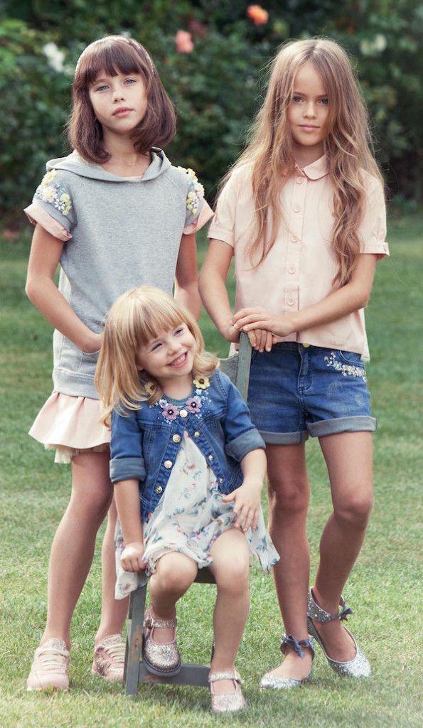 Twinset Girl SS 15, primavera verano para niñas > Minimoda.es