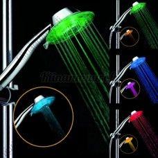 Väriä muuttava LED-suihkupää