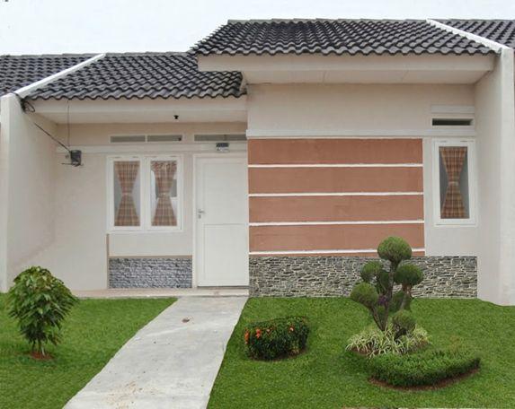 model rumah minimalis modern 1 lantai type 36 9
