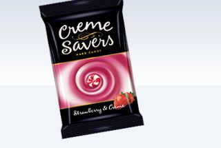 Creme Savers Strawberries & Creme for Pa stocking. Raspberry is his fav but we can't find them. Otherwise stick with strawberry.