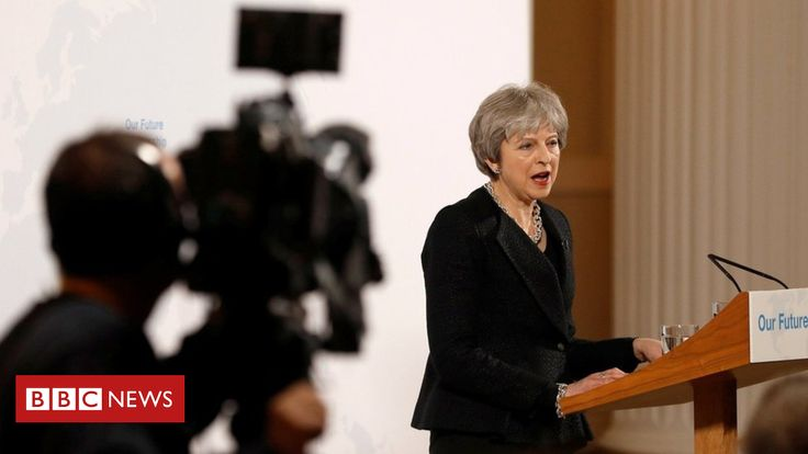 UK and Europe can both gain from Brexit, says PM  ||  What were the key passages in Theresa May's big speech on Brexit at the Mansion House? http://www.bbc.co.uk/news/uk-politics-43258480