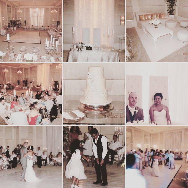 Wedding Collage photo credit: amateur photographer
