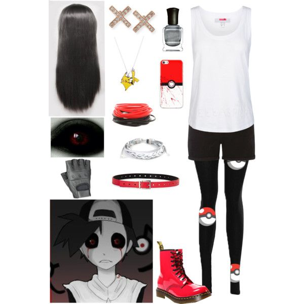 Creepypasta: Daughter of Lost Silver by ender1027 on Polyvore