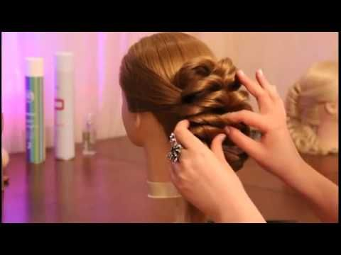 New Hairstyle For Weddings and Parties