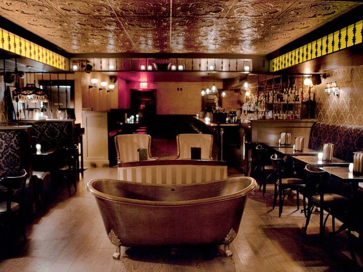 The best speakeasies in NYC | Bathtub gin nyc, Speakeasy ...