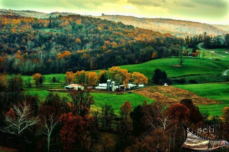 Monongalia County, West Virginia -