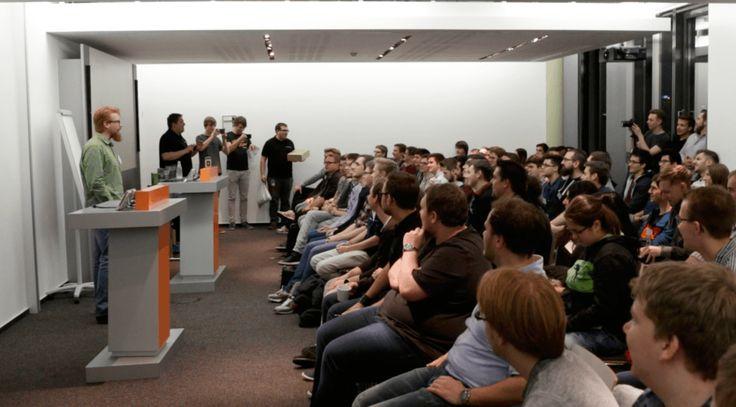 """Die Microsoft Student Partners veranstalten einen Programmierwettbewerb """"MARPLE Coding #2"""" an der Fachhochschule der Wirtschaft (FHDW) in Bergisch Gladbach."""