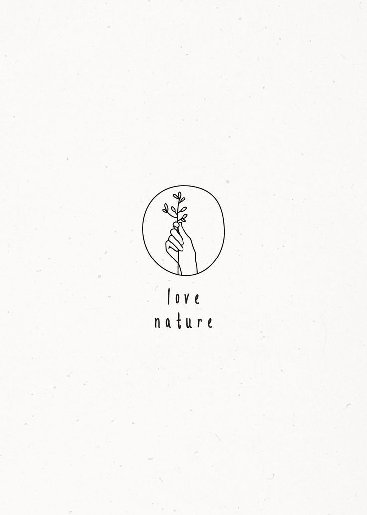 Love Hand Nature Pet Beautiful Florist Design Logo…