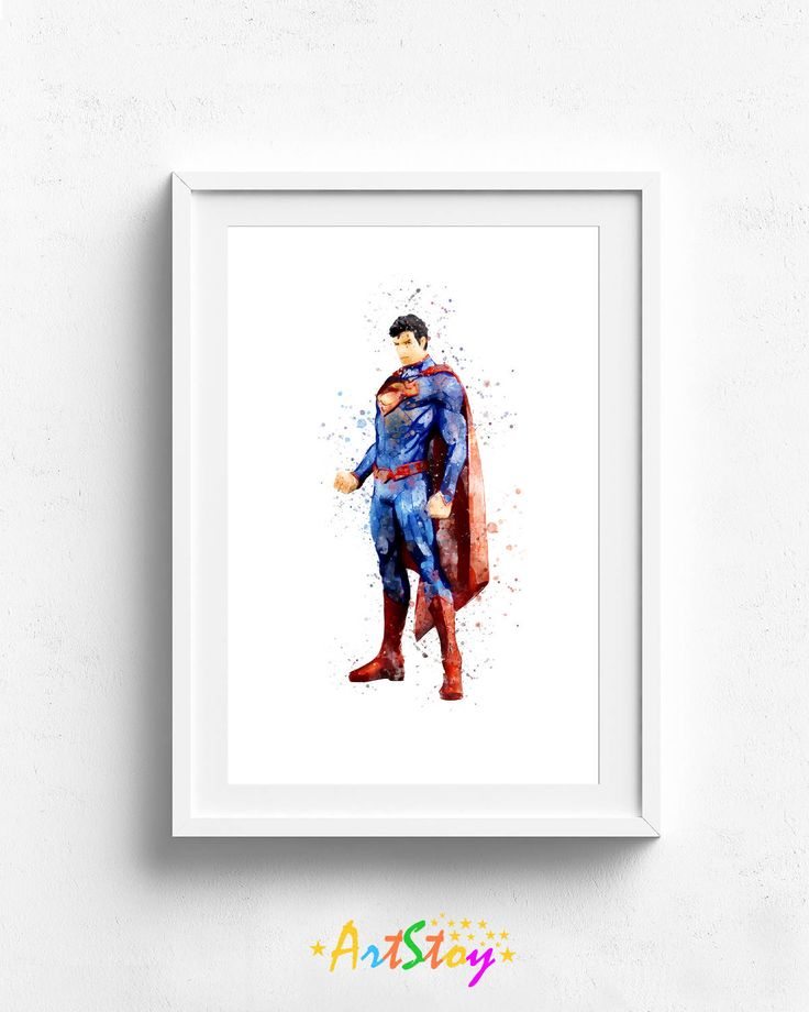 3.00$ - Superman print, superman poster, superman watercolor, superhero prints, prints for boys, super hero print, superman home art, kids wall art  #home #art #business #black #person #man #graphic #happy #symbol #color #design #sign #silhouette #hand #male #paper #adult #space #copy space #house #people #text #finance #holiday #one