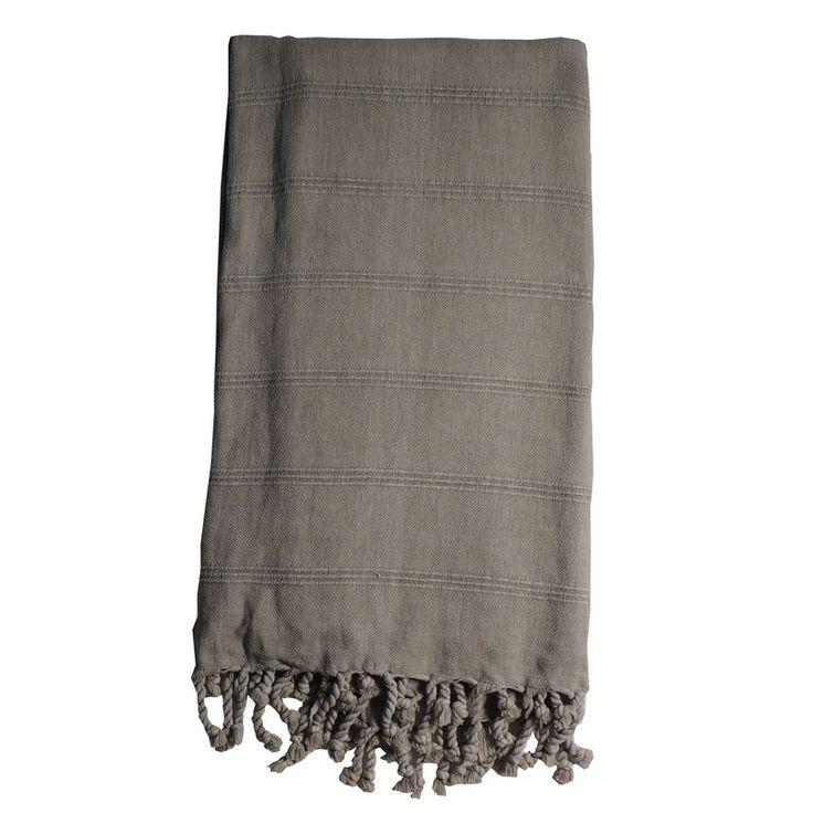 Köp Turkisk Hamam Handduk 90x170 Sand online Högsta kvalité till bra pris