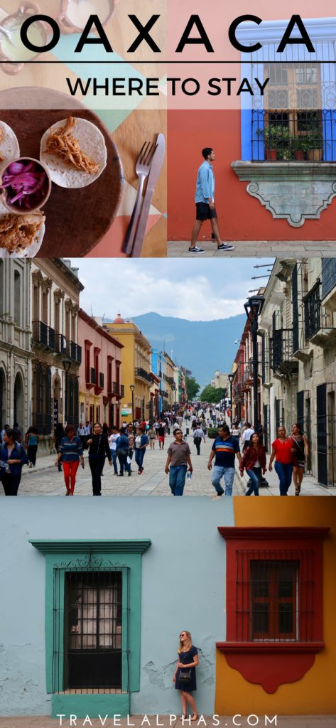 Are you visiting Oaxaca City, Mexico soon? As the food and cultural capital of Mexico, you couldn't have chosen a better destination! This guide includes tips on where to stay in Oaxaca, plus some information on how to find the best hotel deal.