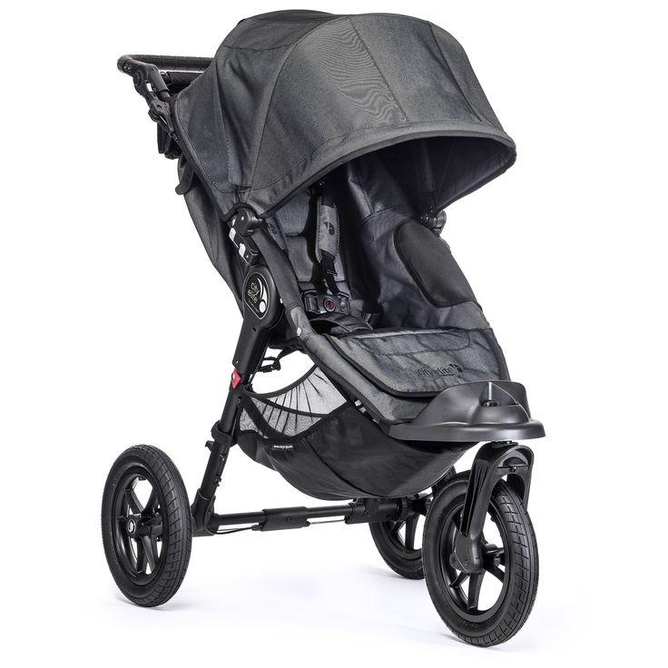 City Elite - Charcoal Scopri tutti i modelli su www.babyjogger.it   #babyjoggeritalia