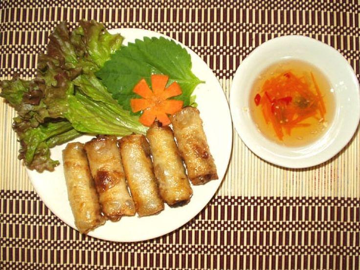 Pâtés impériaux vietnamiens