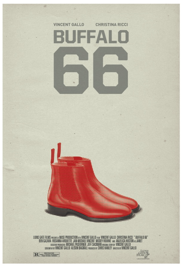 Buffalo 66. What a damn good poster.