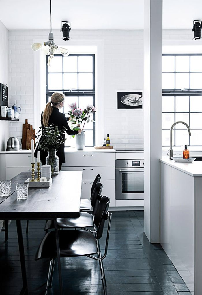 Kitchen   Danish Appartment in Copenhagen