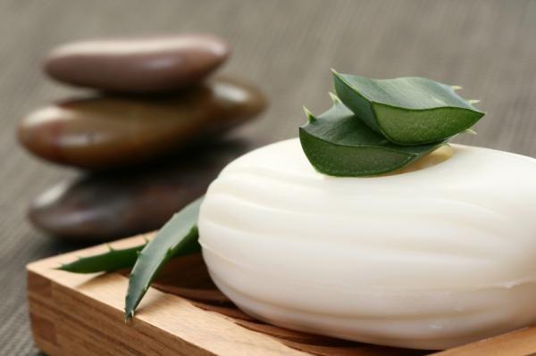 Cómo hacer jabón de aloe vera sin sosa cáustica. La mayoría de jabones se elaboran con sosa cáustica, un componente que puede resultar no apto para la salud, manifestando en la piel ciertas anomalías tales como dermatitis, caspa o piel seca. Pero ha...