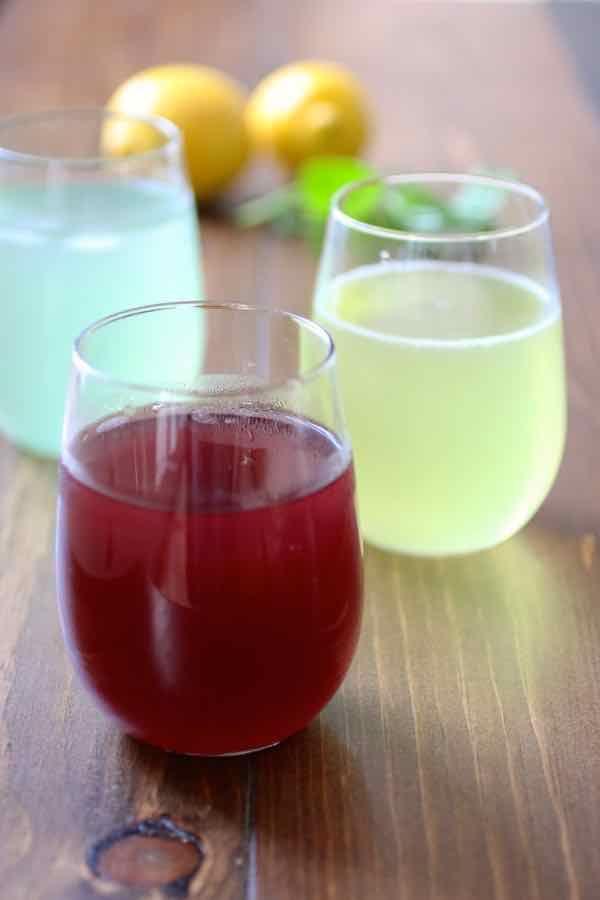 Le sharbat, boisson la plus traditionnelle en Azerbaïdjan (3 recettes: grenade/citron/menthe)