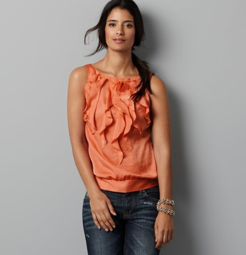 I <3 this Anne Taylor Loft shirt ($50)