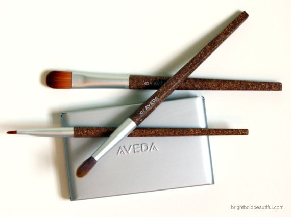 Aveda makeup brushes #tools #refineNOLA