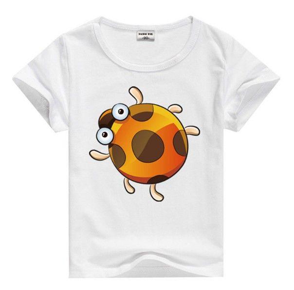 Dětské krásné tričko s krátkým rukávem beruška – détká trička + POŠTOVNÉ ZDARMA Na tento produkt se vztahuje nejen zajímavá sleva, ale také poštovné zdarma! Využij této výhodné nabídky a ušetři na poštovném, stejně jako …