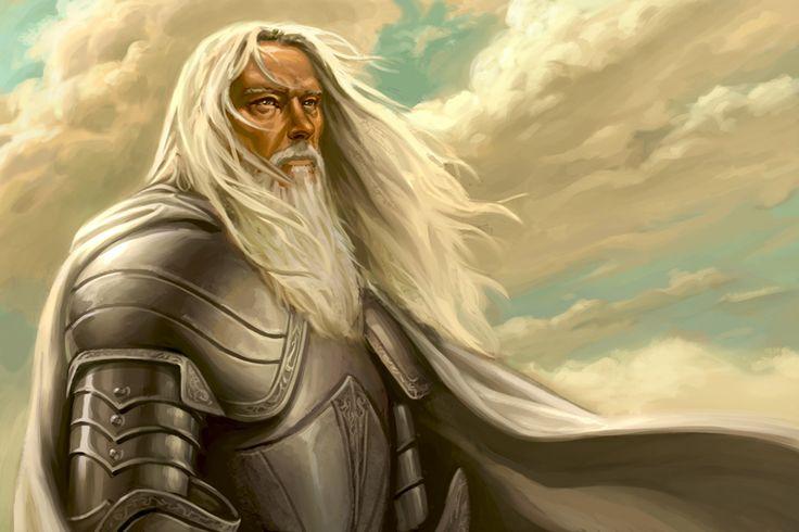 Ser Barristan Selmy by capprotti.deviantart.com on @deviantART