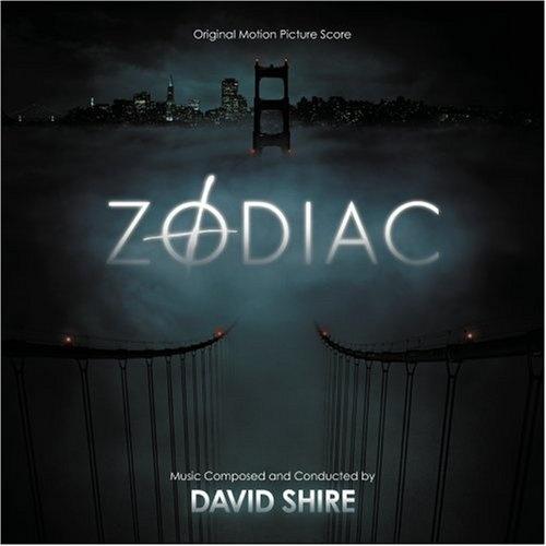 Zodiac (Soundtrack) - David Shire - 2007 - $9.99 -http://www.aimcollectibles.blogspot.com/2013/03/zodiac-soundtrack-david-shire-2007.html