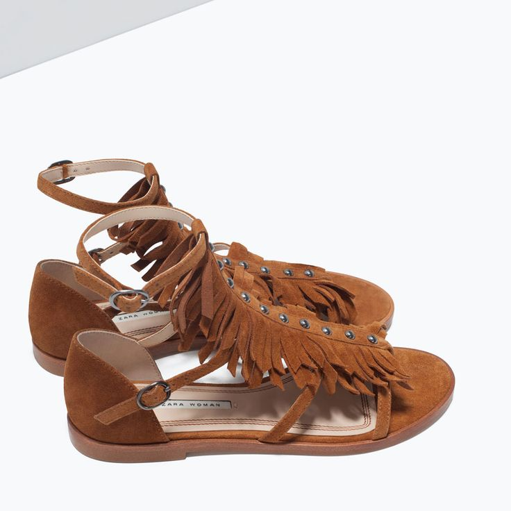 FOOTWEAR - Sandals CUIR 4Q7tk
