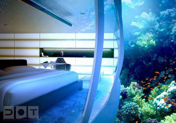 Underwater living space, shell structures, concrete spheres, acrylic panels, http://yook3.com, Wilfried Ellmer