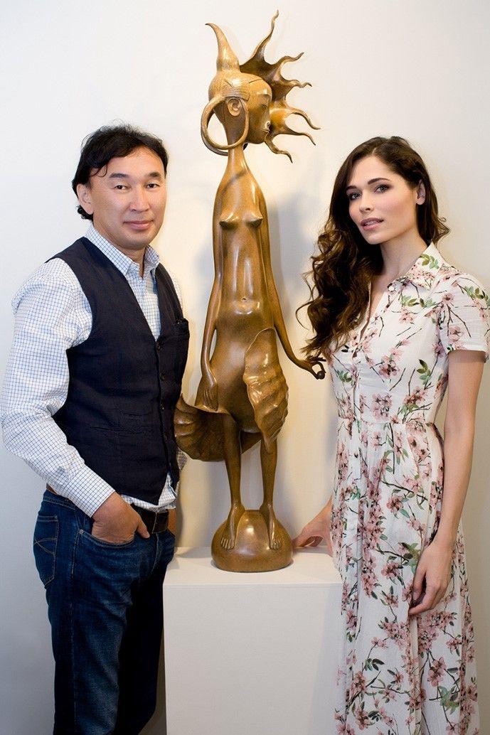 Скульптура Даши Намдакова продана в Лондоне за 1,5 миллиона фунтов - Новости Монголии, Бурятии, Калмыкии, Тывы