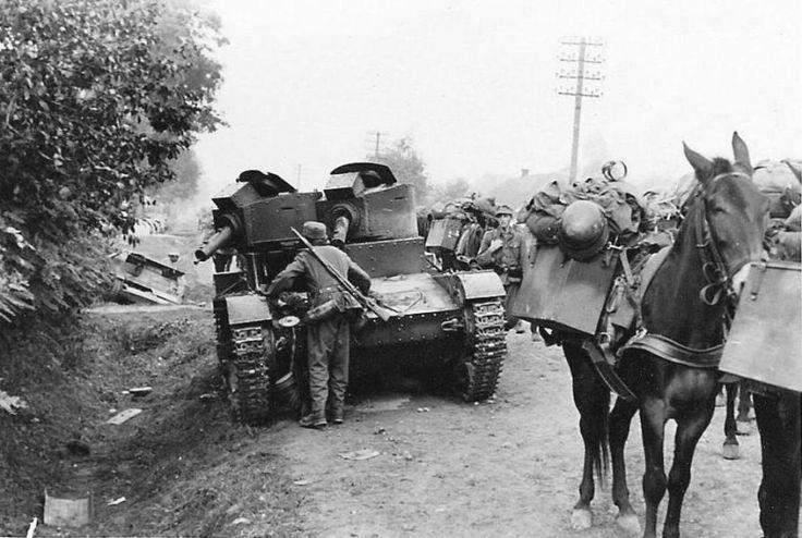 Poland 1939 Polish tank