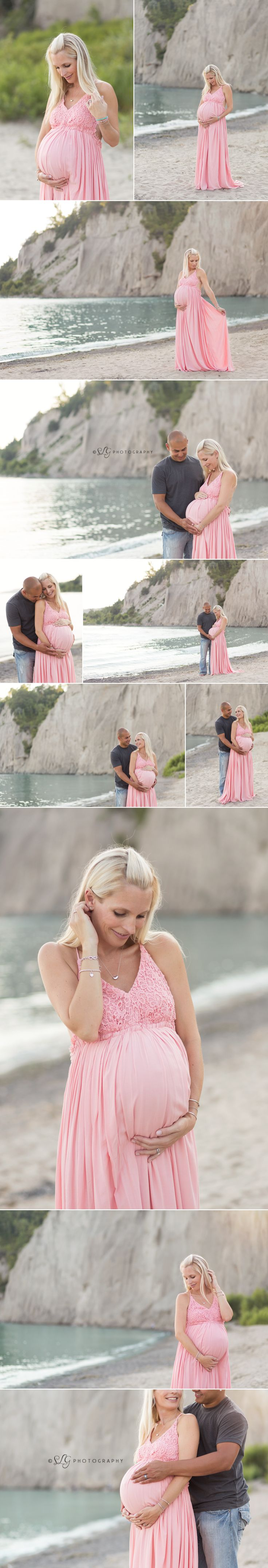 Beach Maternity Session www.slg-photography.com Toronto Maternity Photographer  #slgphotography