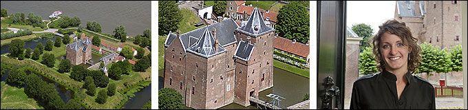 Prinsheerlijk overnachten en vorstelijk ontwaken binnen een van de mooiste kastelen van Nederland. Sinds kort is het mogelijk om te overnachten binnen de muren van Slot Loevestein. De voormalige commandeurswoning  is omgetoverd tot luxe suites waar je koninklijk kunt overnachten. #origineelovernachten #officieelorigineel #reizen #origineel #overnachten #slapen #vakantie #opreis #travel #uniek #bijzonder #slapen #hotel #bedandbreakfast #hostel #camping