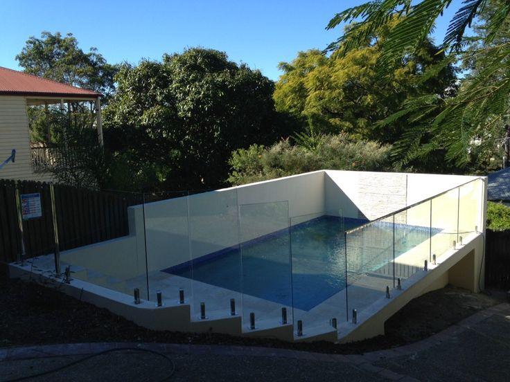 Best 25 pool builders ideas on pinterest swimming pool for Concrete pool builders