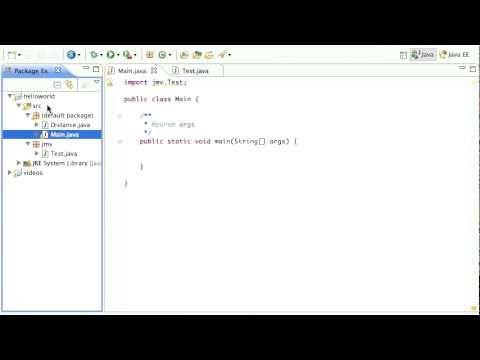 Java Packages in Eclipse Tutorial #Seleniumwebdriverjava