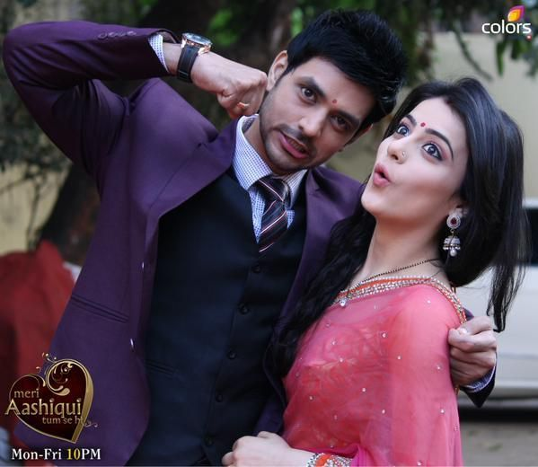shakti-arora-and-radhika-madan-at-the-launch-of-meri-aashiqui-tum-se-hi