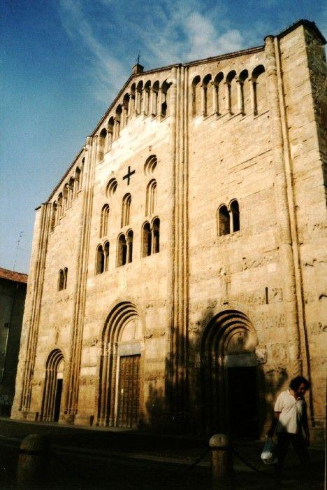 Basilica di San Michele Maggiore, Pavia