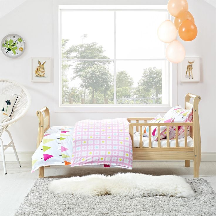 When your child is ready for that exciting move out of the crib the Baby Relax Sleigh Toddler Bed is the perfect next step.  sc 1 st  Pinterest & Best 25+ Contemporary toddler beds ideas on Pinterest | Babyroom ...