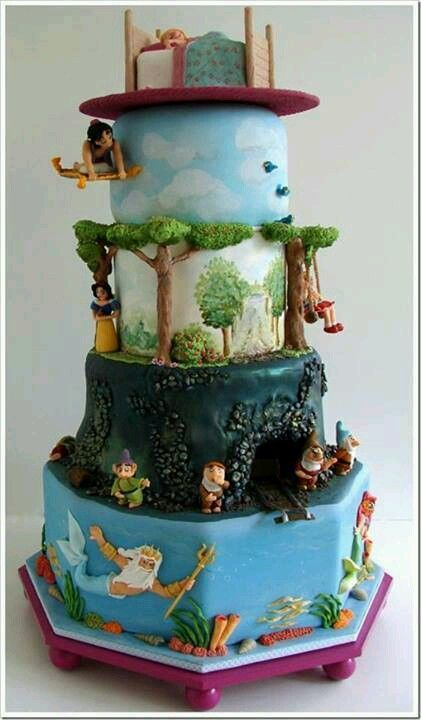 cake for girls 73 best images about disney cakes on disney 2235