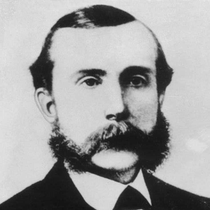 John D. Rockefeller was the richest man in America in his time and one of the first major tycoons. He founded the Standard Oil Company, a monopoly that was eventually dissolved.